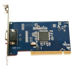 8ch HD DVR Definisi Tinggi/Analog Video Capture Card PCI, VGA Output 4ch Input Audio