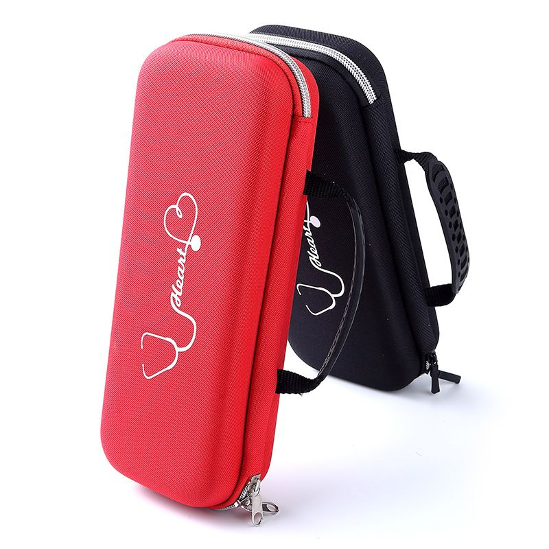 GUANHE Carrying Organizer Case Storage Pouch Bag audio record Pen for Nurse Stethoscope/Hard drive/USB cable