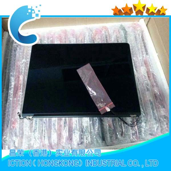 NEW 661-8310 for Macbook Pro 15'' Retina A1398 LCD Display Screen Assembly ME293 ME294 MGXA2 MGXC2 661-8310 Late 2013 Mid 2014