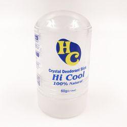 Moonbiffy 60g palo alumbre desodorante alumbre cristal desodorante eliminación para las mujeres hombre
