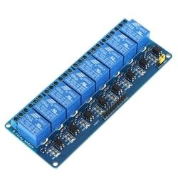 WSFS Hot 5V 8 Channel Relay Module Board For Arduino AVR PIC MCU DSP ARM
