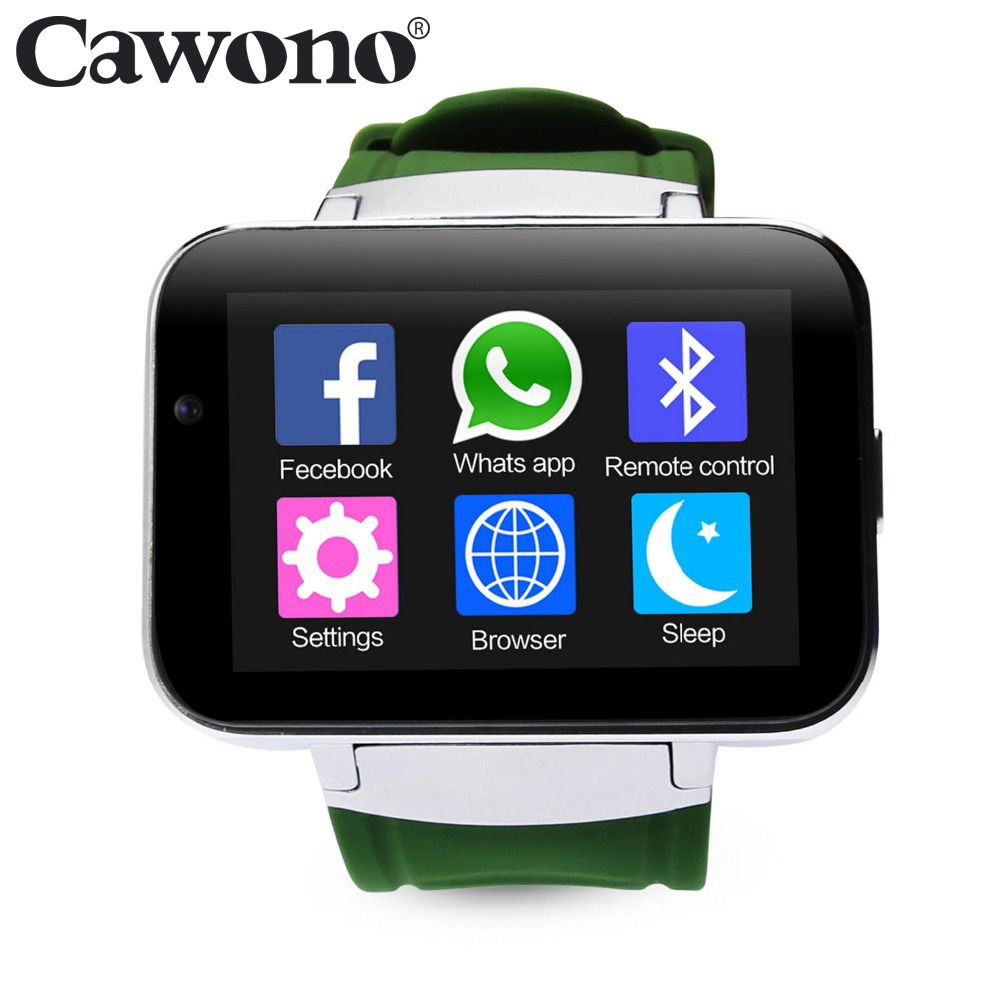 2.2 pouce IPS DM98 Bluetooth Montre Smart Watch Android Téléphone Smartwatch Relogios Montre 3G WCDMA 4 GB Android Caméra Playstore GPS WIFI