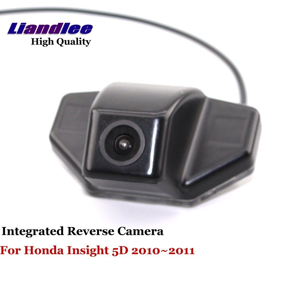 Liandlee Car Rear View Camera For Honda Insight 5D 2010~2011 Rearview Reverse Parking Backup Camera / Integrated SONY HD CCD