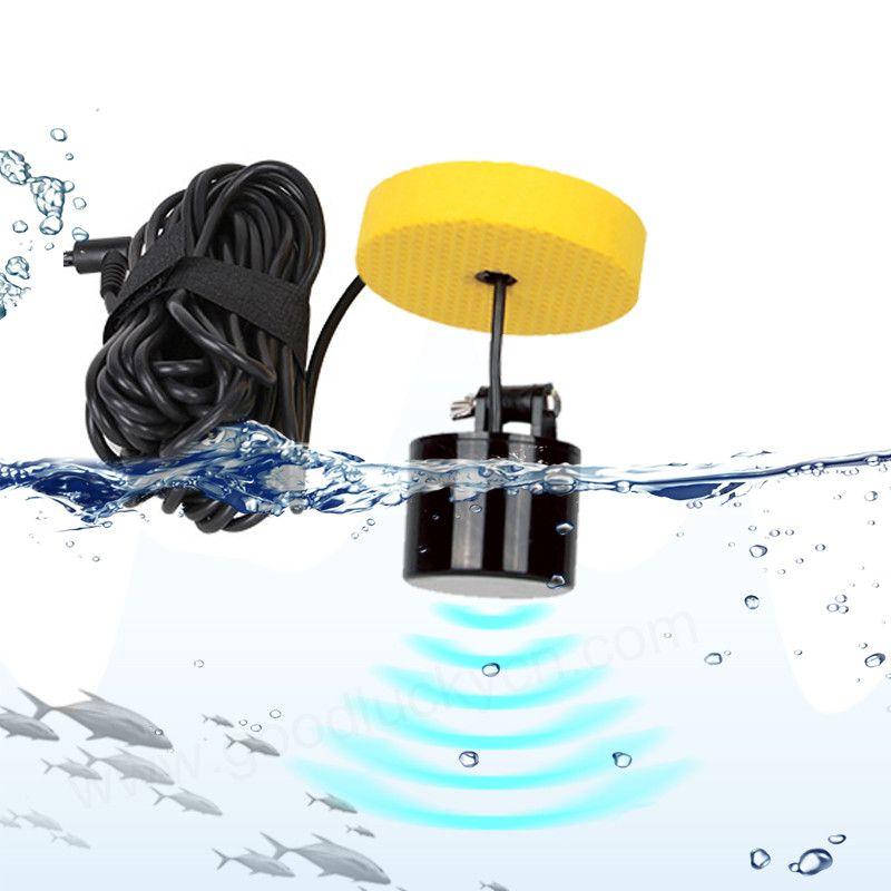 Lucky Sonar преобразователя 328 футов 100 м глубина воды рыба гидролокатор кабель датчиков эхолот Sonar