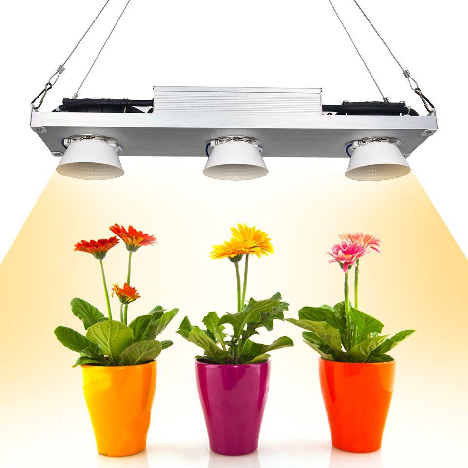 Dimmbare CREE CXB3590 300W COB LED Wachsen Licht Gesamte Spektrum Vero29 Citizen LED Wachsen Lampe Indoor Pflanzen Wachstum Beleuchtung