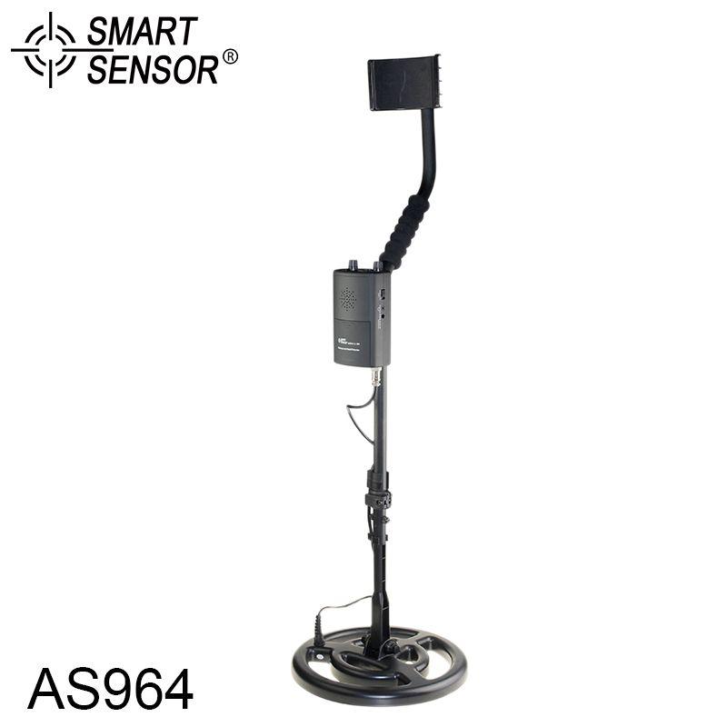 Professional Metal Detector AS964 Treasure Hunter Detector High Sensitivity Underground Metal Detector 2.5m Max detection depth