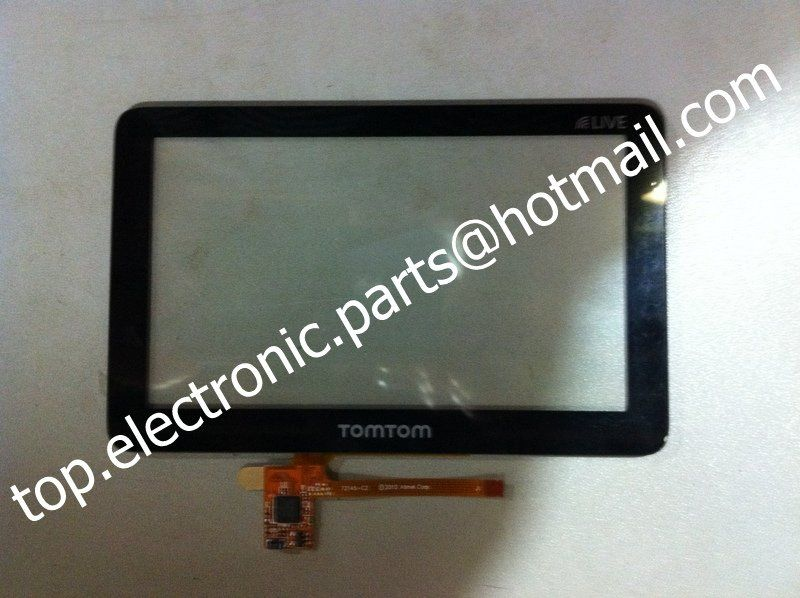 Original 4.3'' inch touch screen digitizer touch panel for TomTom Go Live 1000 GPS as showed in the photo free shipping