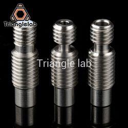 1 pc haute qualité rupture thermique pour E3D V6 HOTEND Vocano chauffe-bloc 1.75mm Filament À Distance Tube D'alimentation 3D imprimante accessoires