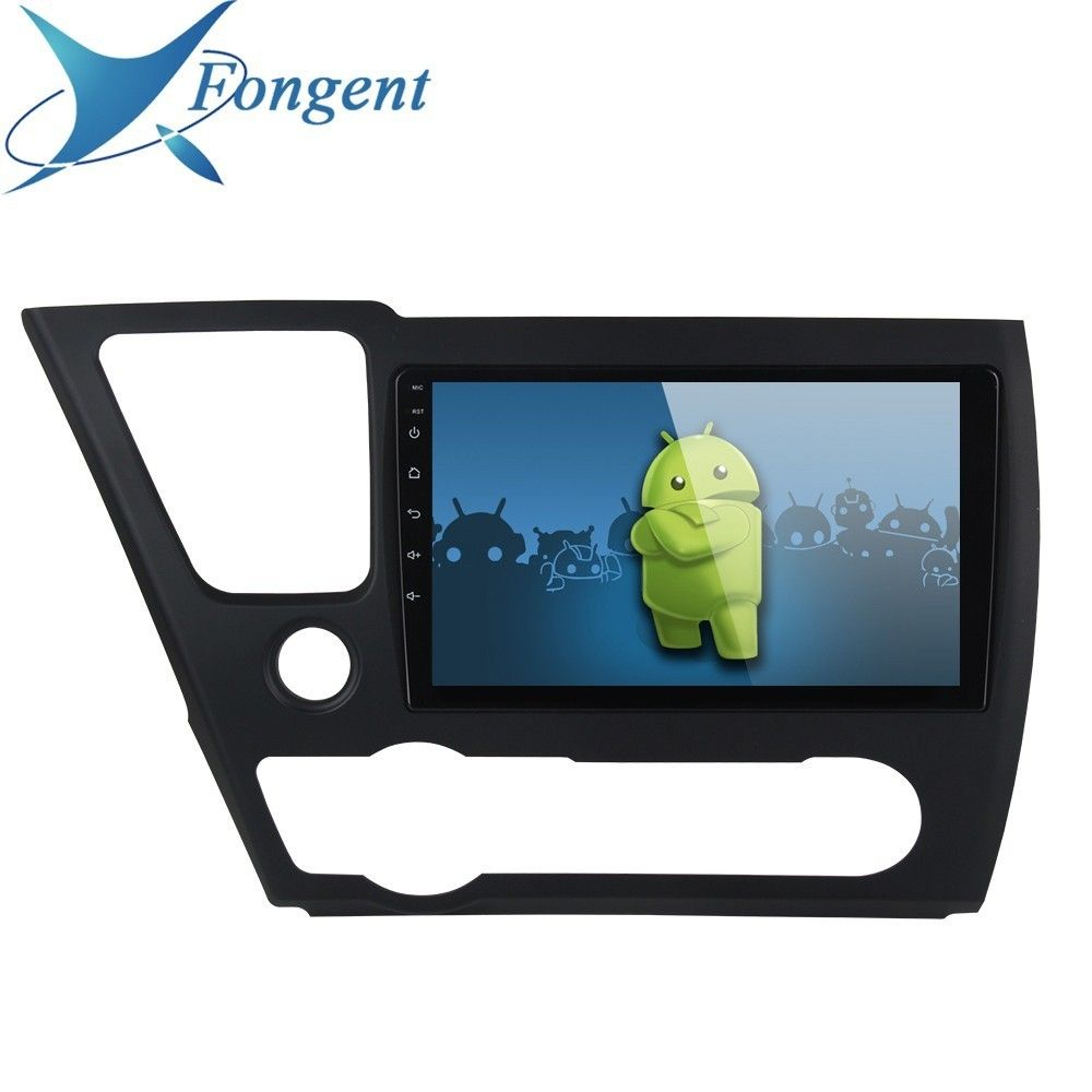Android 8.0 1din Auto Radio Gps Für Honda Civic Uns Version 2013 2014 2015 Mit 9 Ips Touchscreen 1024*600 Wifi Bt