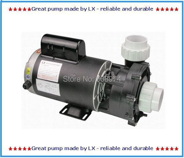 LX Pool und spa pumpe WUA200-II 2 hp 2 geschwindigkeit, 230 v mit 2 geschwindigkeit, Geeignet für Nordamerika energy saver spa ausrüstung ERSATZ