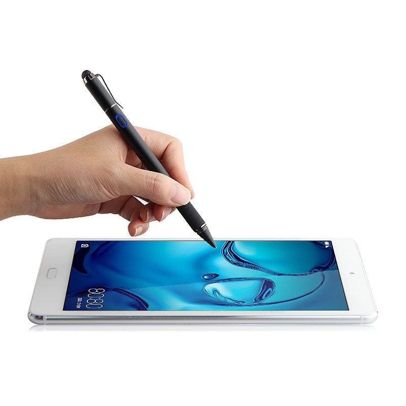 Pen Active Stylus Capacitive Touch Screen For Samsung Galaxy Tab S3 S2 S4 8 9.7 10.1 10.5 A S E 9.6 8.0 7 T535 T530 Tablet Case