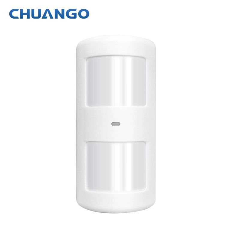 Chuango 315MHz Wireless Infrared Detector Intelligent Supporting Widely Angle Burglar Alarm PIR - 910 Motion Sensor
