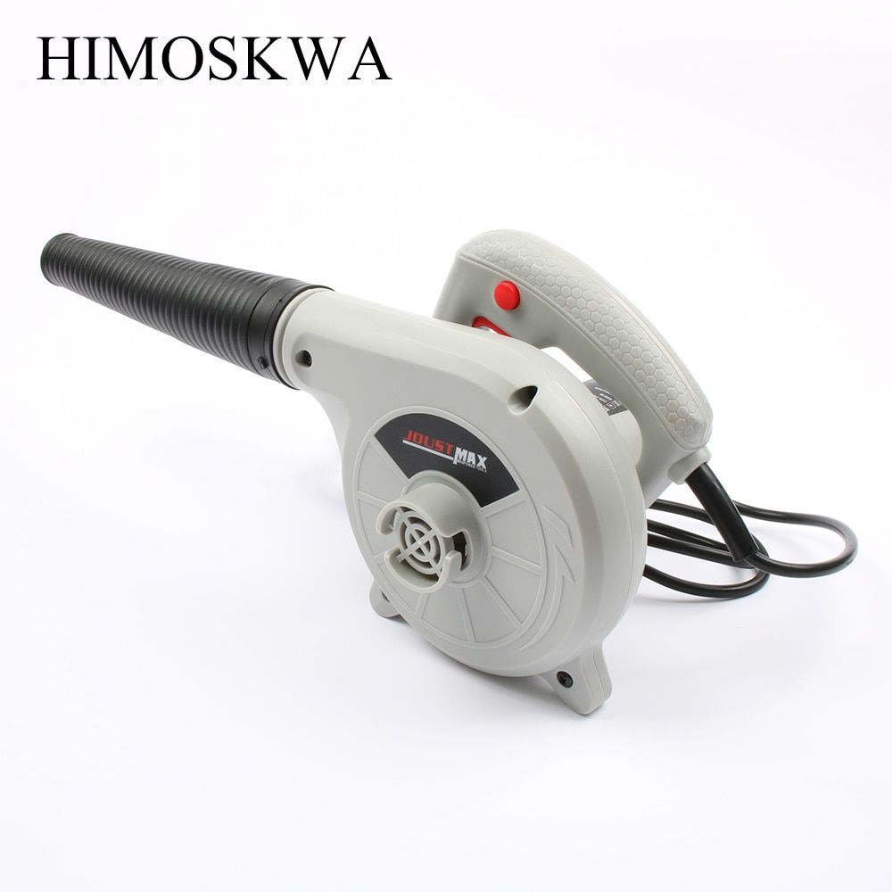 600W 110V 220V High Efficiency Electric Air Blower Vacuum Cleaner Blowing / Dust collecting 2 in 1 Computer dust collector LUBAN