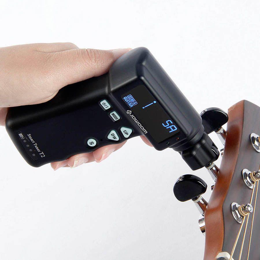 BATESMUSIC T2 smart Tuner Automatische Gitarre tuning Saiten Tuner Smart Peg String Wickler Akustische Elektrische Gitarre Automatische Werkzeug
