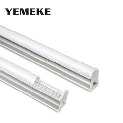 LED Tube T5 Light 29CM 57CM 220V~240V LED Fluorescent Tube LED T5 Tube Lamps 6W 10W Cold White Light Lampara Ampoule PVC Plastic