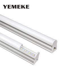LED Tube T5 Light 30CM 60CM 220V~240V LED Fluorescent Tube LED T5 Tube Lamps 6W 10W Cold White Light Lampara Ampoule PVC Plastic