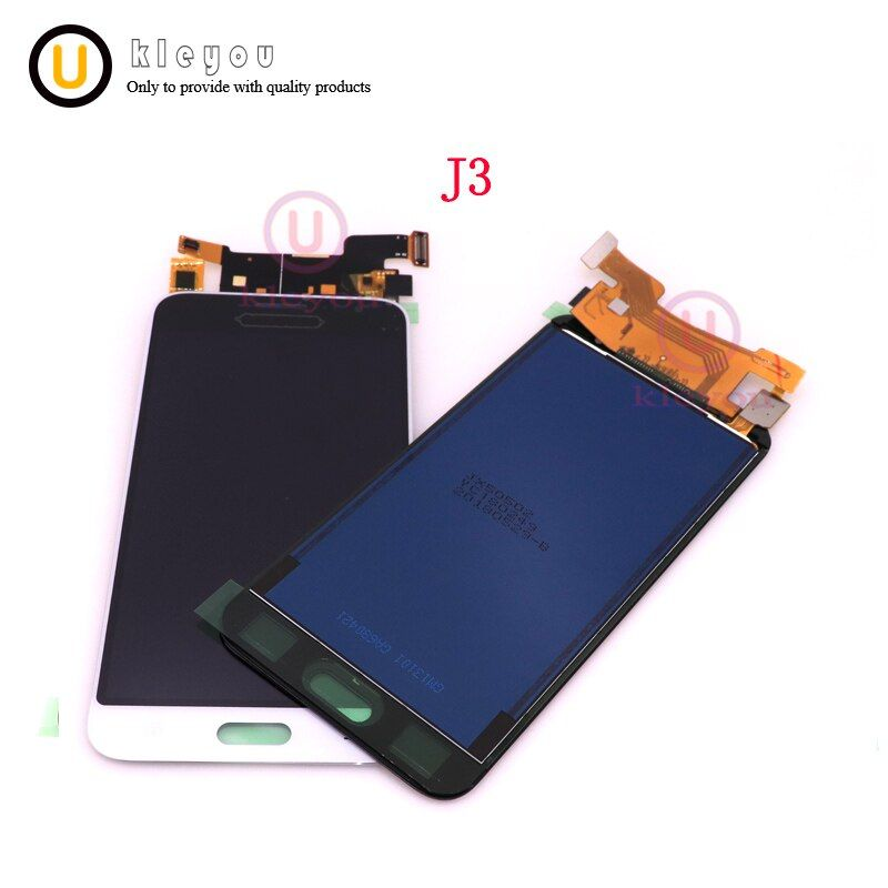 For Samsung Galaxy J3 J300 2015 J320 J320A J320F J320M J320FN 2016 LCD Display Touch Screen Digitizer Free shipping