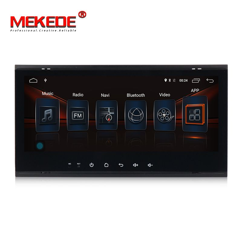 8.8'' screen 4G lte Android 7.1 Car DVD multimedia player for VW Touareg Multivan T5 (2002-2011) with WIFI BT GPS canbus SWC