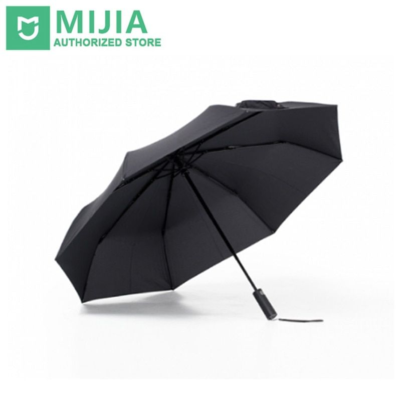 Xiaomi Mijia Automatic Folding and Opening 420g Windproof Man Woman Waterproof For Winter Summer