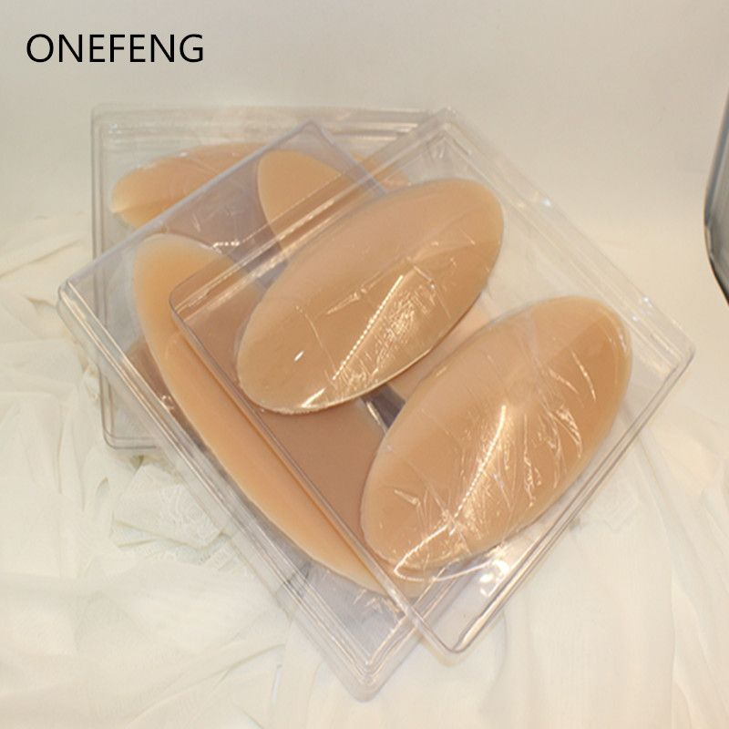 ONEFENG Silicone Leg Onlays Silicone Calf Pads for Crooked or Thin Legs Body Beauty Factory Direct Supply Leg Silicone