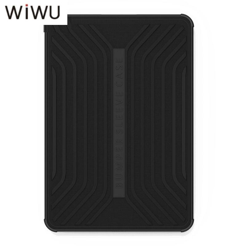 WIWU Laptop Bag for MacBook Air Pro 11.6 13.3 15 Retina Ultra Slim Notebook Sleeve for New MacBook12 Ultrabook Bag 13 Lightweigt