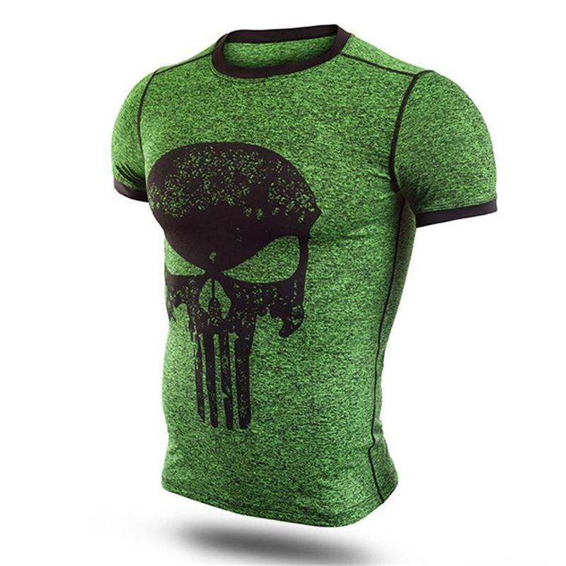 Hommes garçons Avengers Compression armure couche de Base à manches courtes thermique sous le haut T-shirt joges t-shirt Fitness T-shirt