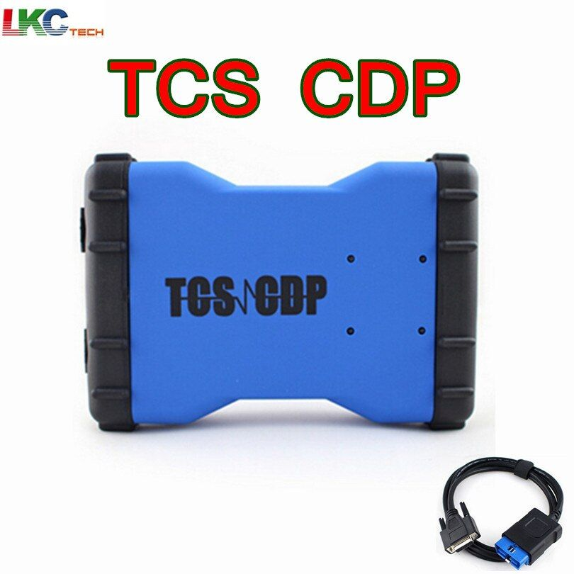 2018 TCS CDP Pro With Bluetooth 2014 R2 or 2015 R3 With Keygen New VCI Support Multi-Brand Cars/Trucks Auto Diagnostic Scanner