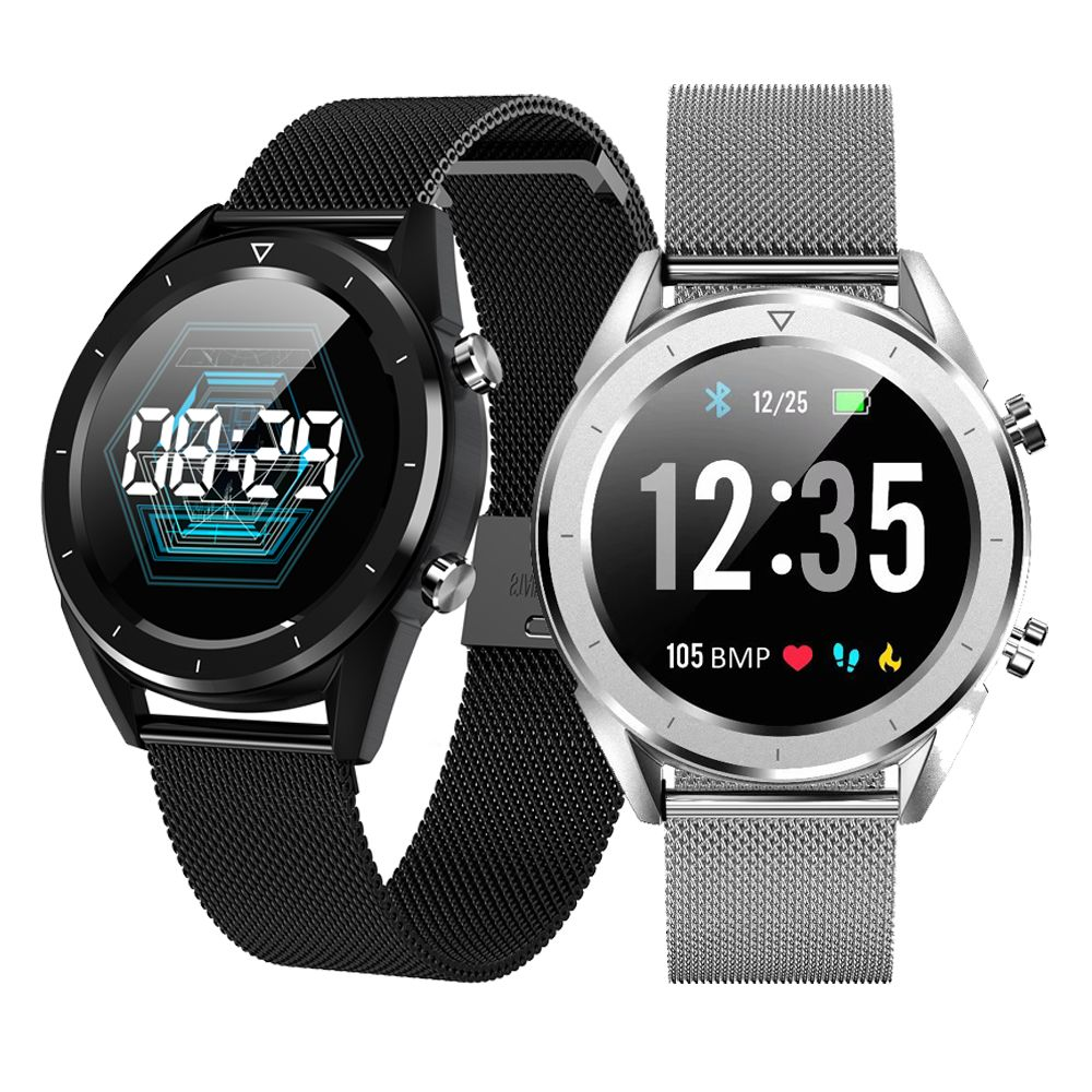 DT28 Men Smart Watch IP68 Waterproof ECG Heart Rate blood pressure Monitor Fitness Tracker Smartwatch Sport Smart Bracelet