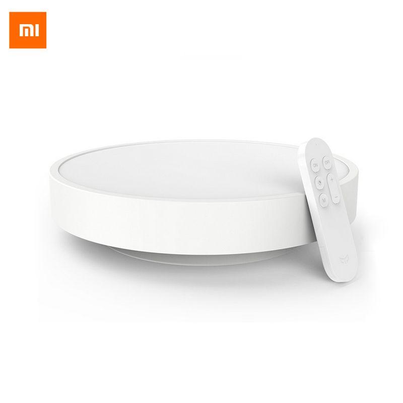 D'origine Xiaomi Yeelight Plafond Intelligente Lumière Lampe À Distance APP WIFI Bluetooth Double Smart Control LED Coloré IP60 Antipoussière