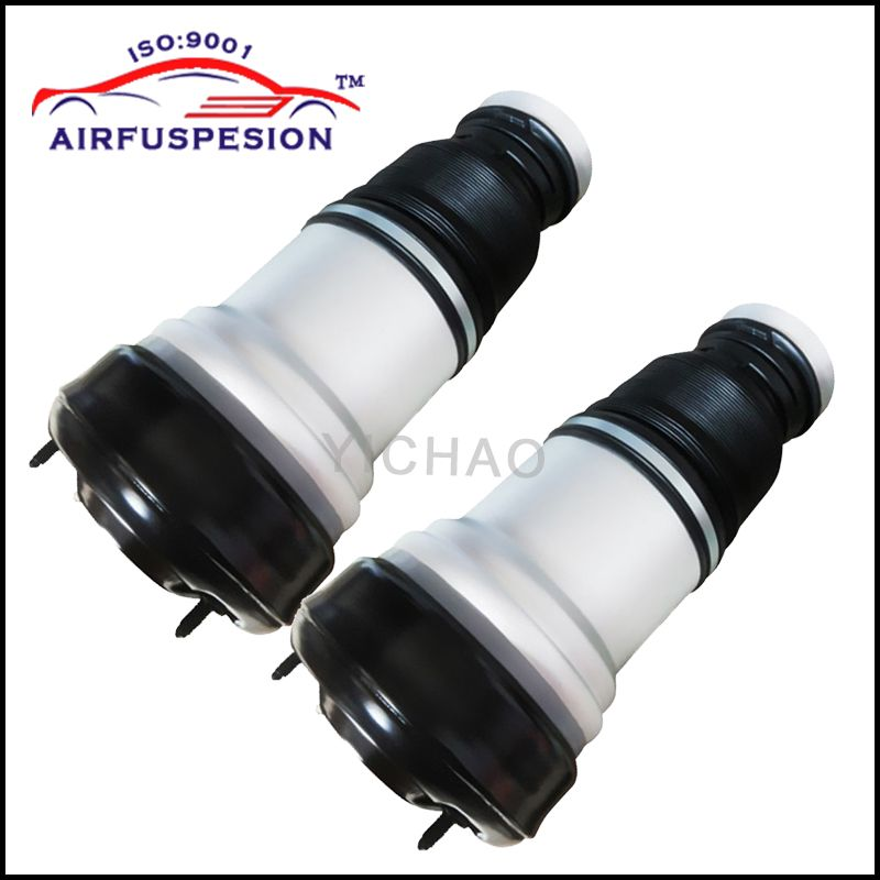 Pair Free Shipping for Mercedes Benz W220 S Class Front Air Spring Bag Air Suspension Shock Repair Kits 2203202438 2203205113