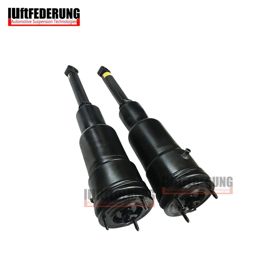 Luftfederung 2pcs Rear Air Spring Suspension Air Ride Strut Assembly Fit Lexus Toyota LS460 LS600 LS600h 4809050200 4801050240