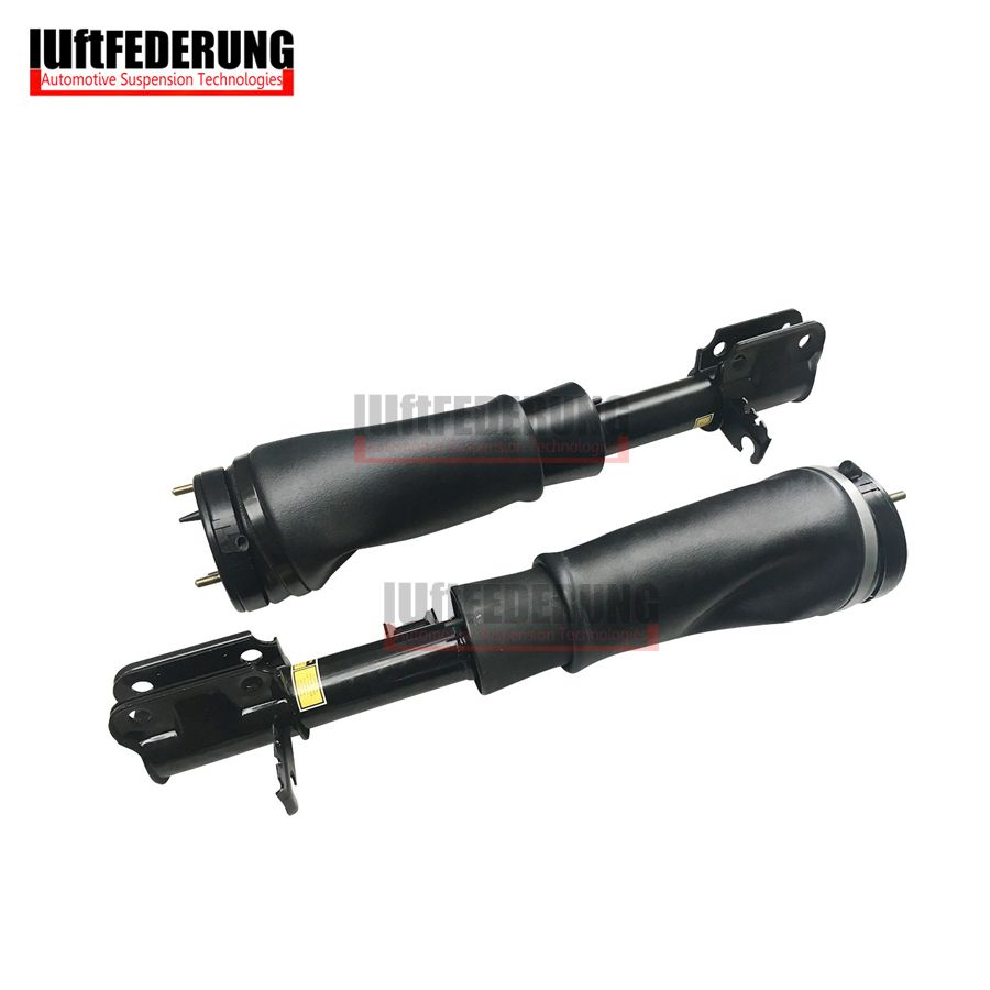 Luftfederung New 1*Pair Front Air Spring Whitout ADS Suspensio Air Strut For Land Rover Range Rover Vogue L322 RNB000750G(740G)