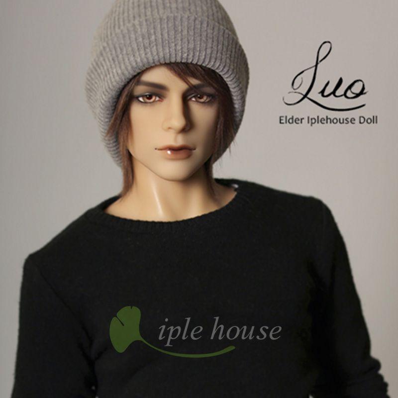 Iplehouse IP Luo Eid bjd sd doll 1/3 body model boys bjd oueneifs High Quality resin toys free eyes shop fashion doll