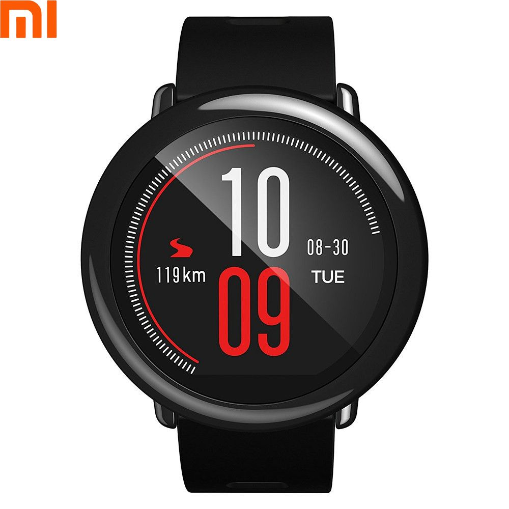 English Version Original Xiaomi Huami AMAZFIT Pace GPS Smart Watch Heart Rate Monitor 320 x 300 pixe Smartwatch For Xiami 6 6x