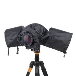 Professional Middle Telephoto Lens Camera Rain Cover Coat Bag Protector Rainproof Waterproof Against Dust for Canon Nikon Pendax