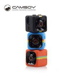 Camsoy SQ11 мини Камера HD 1080 P действие Камера HD видеокамеры с Ночное видение Мини видеокамера