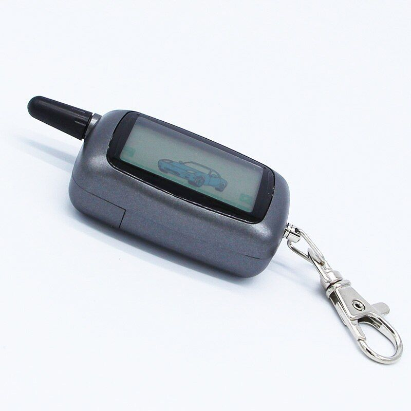 New Hot same Free Shipping LCD remote controller for two way car alarm starline A9 Twage
