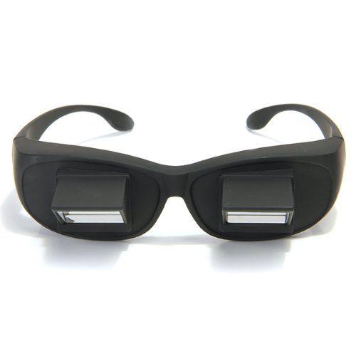 ¡ VENTA CALIENTE! Prisma de Ángulo Horizontal Lazy Gafas Mentira Acostado Leyendo Ver la TELEVISIÓN