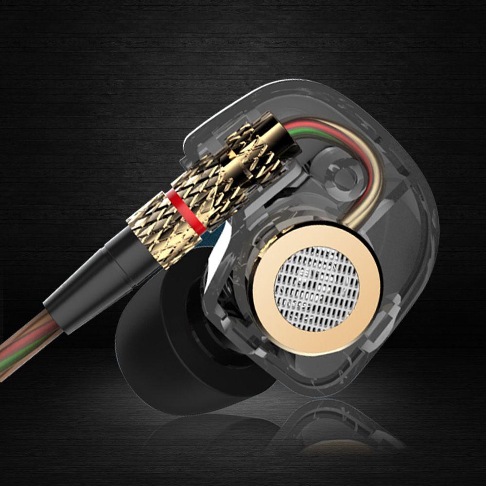 KZ ATE/ATR in ear Earphone Sport running 3.5mm HIFI Metal earphones Super Bass Noise Isolating earbuds Copper Driver