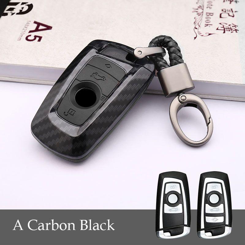 PVC Car Key Case Cover For Bmw F20 F11 G30 F30 X1 M Performance Series 1 F31 F30 accessories F11 X5 F15 Key Wallet For BMW Case