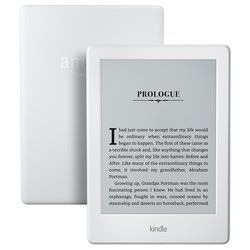 Kindle 8 White 2016 version Touchscreen Display Exclusive Kindle Software Wi-Fi 4GB eBook e-ink screen 6-inch e-Book Readers