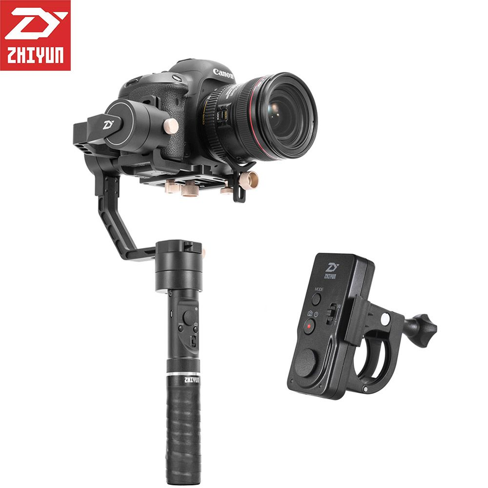 Zhiyun Crane plus 3-Axis Handheld Camera Gimbal Stabilizer POV Mode for Nikon/Canon Sony A7/Panasonic LUMIX Mirrorless DSLR
