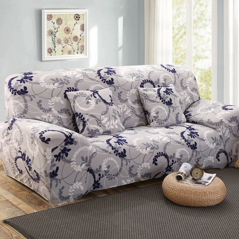 Housse de canapé-housse étanche tout compris antidérapant sectionnel élastique pleine housse de canapé d'angle en forme de l canapé 1/2/3/4 places 1 PC