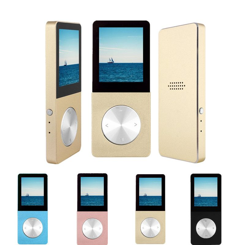 New mp4 80 Hours Music playing lossless MP4 player 1.8