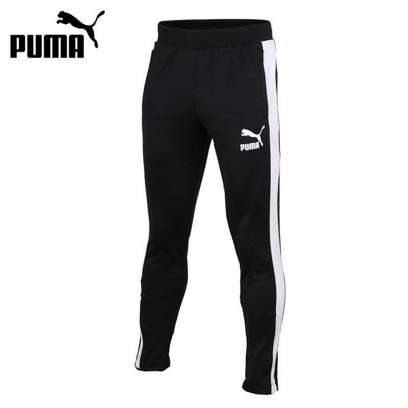 Original Neue Ankunft 2018 PUMA T7 Vintage Trainingshose männer Hosen Sportswear