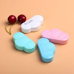 1 unid Kawaii lindo nubes Mini pequeña corrección cinta coreana dulce papelería novedad Oficina niños suministros de escuela