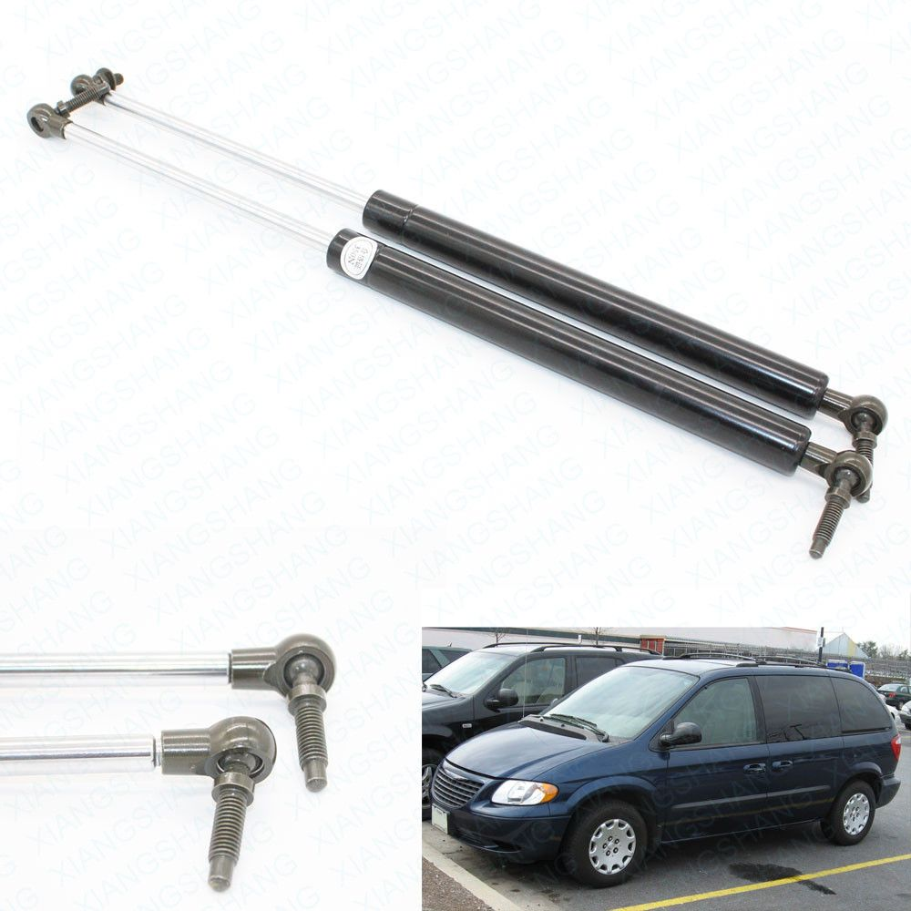 For Chrysler Voyager Dodge Caravan 2001-2007 25.87 inch for Chrysler Town & Country Liftgate Lift Support Strut Gas Spring Prop