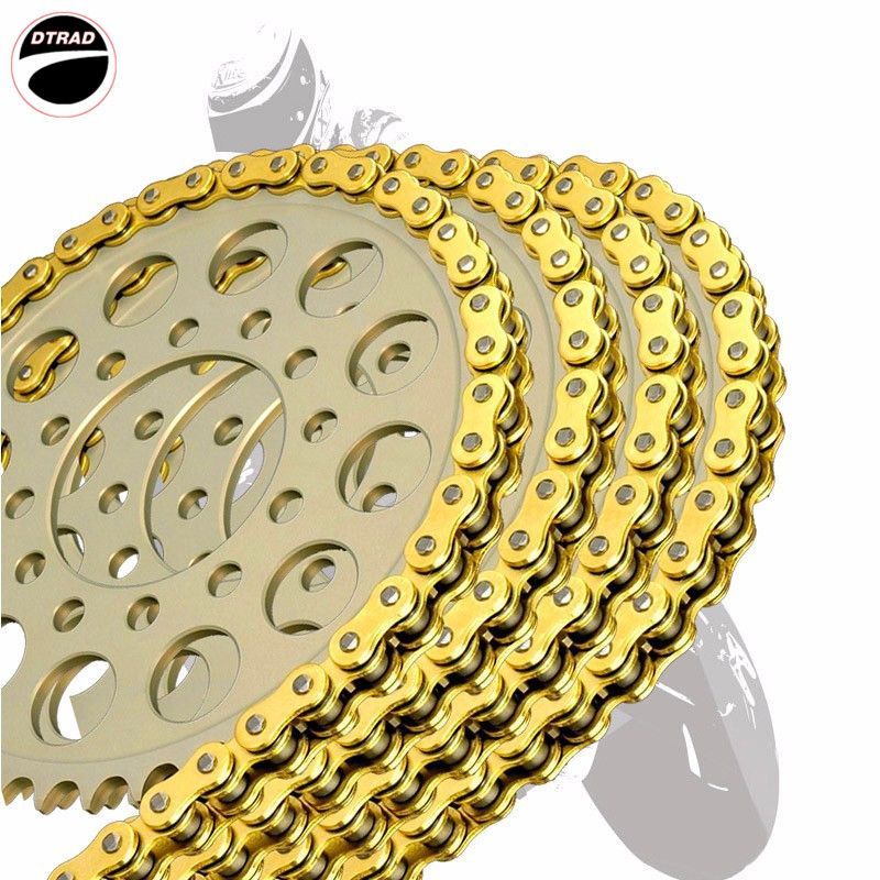 Motorcycle Drive Chain O-Ring 428 For SUZUKI DR 125SM DS/GN/GT/LT 125 GP 125X/D RG125F RV VAN VAN TF125 TS125X L136 Motorbike
