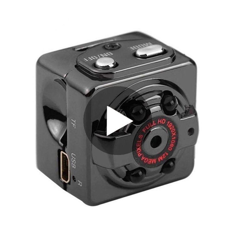 SQ8 SQ 8 Smart 1080p HD petit Secret Micro Mini caméra vidéo caméra Vision nocturne sans fil corps DVR DV minuscule Minicamera microchambre