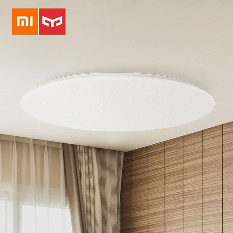 Xiaomi Yeelight JIAOYUE 450mm LED Smart Ceiling Lamp Dust Proof Support Bluetooth Remote Control APP Control Mijia Smart Home